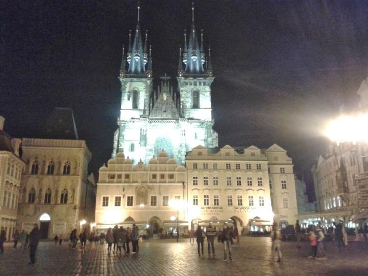 Igreja Nossa Senhora Týn  Praga